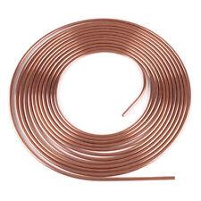 1 Rolle 25ft Lang 3/16 Kunifer 90%Kupfer 10%Nickel Qualität Benzin Bremsleitung