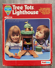 PALITOY RETRO RARE TREE TOTS LIGHT HOUSE VINTAGE CHILDRENS TOY BOXED