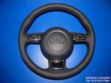 Audi A3 S3 Sportb/QU A3 Cabriolet Multifunktion Airbag Leder Lenkrad 8V0419091A
