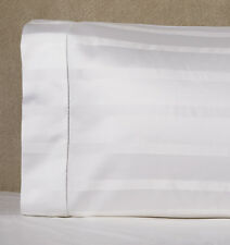 SFERRA GIZA 45 STRIPE EGYPTIAN COTTON SATEEN JACQUARD PILLOWCASES