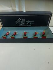 BRITAINS SOLDIERS 00157 BAND OF THE LIFE GUARDS SET CEREMONIAL COLLECTION Mint