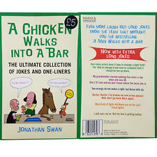 New Biggest Ever One Line Liners and Joke Book Funniest Hilarious Chicken Bar