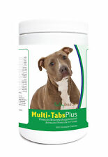 Healthy Breeds Pit Bull Multi-Tabs Plus  Tablets 365 Ct