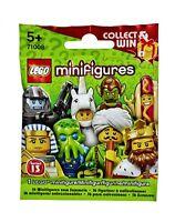 LEGO 71008 Series 13 Minifigure Blind Bag Random SEALED Hot dog Unicorn Wizard?