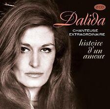 Histoire D'Un Amour - 2 DISC SET - Dalida (2017, CD NEUF)