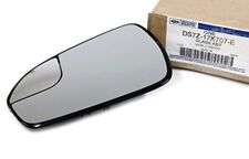 2013-2018 Ford Fusion Left Drivers  Side Mirror Glass OEM NEW DS7Z-17K707-E