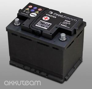 AGM Autobatterie 12V 60Ah 640A Start-Stop-Technologie Originalteile Qualität