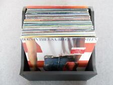 Rock 70/80s LP Vinyl Sammlung, 50 LPs Genesis, Springsteen Rolling Stones Yes...