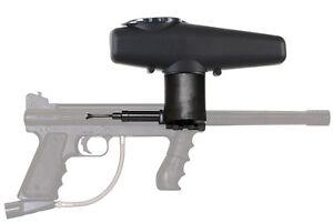 New Tippmann Model 98 Custom M98 & US Army Alpha Black Cyclone Feed System!