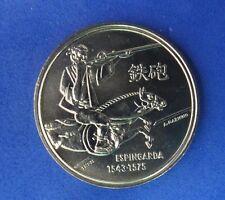 PORTUGAL 200 Escudos Gedenkmünzen 1993 KM#666  SHOOTING RIFLE