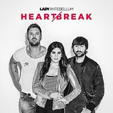 Heart Break - Lady Antebellum (CD in Jewel Case, 2017, Decca) - FREE SHIPPING