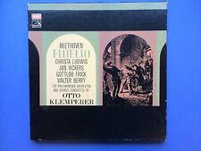 Beethoven - Fidelio - Klemperer, EMI HMV SLS-5006 Ex Condition 3 LP Boxset