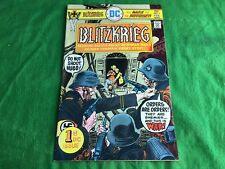 Lovely Blitzkrieg DC Comics First Issue No 1 32417 February 1976 RDL615