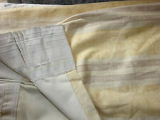 """Pinch Pleat  Lined Curtains 48"""" x 80"""""""