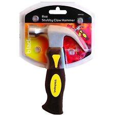 Blackspur Bb-hm151 Stubby Claw Hammer - 10oz Magnetic Tool DIY Bbhm151