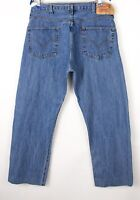 Levi's Strauss & Co Hommes 501 Jeans Jambe Droite Taille W38 L30 BDZ183