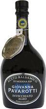 GIOVANNA PAVAROTTI Balsamico Essig Silber, ca. 10 Jahre, 250 ml