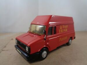 Roxley Models White Metal Leyland DAF/Sherpa Royal Mail Parcels Van.Approx 1:48