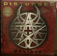 (METAL LP) DISTURBED - BELIEVE (SEALED)