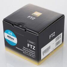Nikon FTZ Mount Lens Adapter Genuine