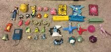 Pokemon Toy Lot Happy Meal Burger King 1999 2000 Various Generations