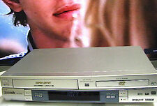 Panasonic DVD / VCR Combo Player with Remote