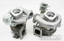 Rev9 600 TWIN T28 TURBO CHARGERS TURBOCHARGERS for 300ZX Z32 FAIRLADY VG30dett