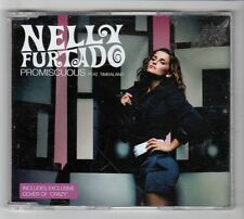 (HC429) Nelly Furtado, Promiscuous feat timbaland - 2006 CD