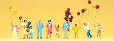 Preiser H0 Art.Nr. 24659  Ballonverkauf