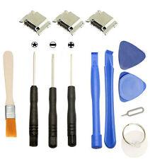 3 x Micro USB Charging Port + Tools for Samsung Galaxy S3 i535 i747 L710