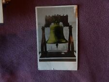Vintage Postcard PENNSYLVANIA, Philadelphia Liberty Bell, Posted 1909