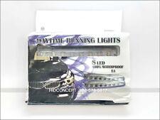 #A50 LED Daytime Running Light Hyper Bright Super White upgrade kit waterproof
