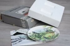 Wedgewood Limited Edition Bone China Plate - Rolling Hills & Grasslands - Boxed