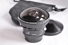 Nikon Nippon Kogaku Fish-eye-Nikkor 7,5mm f/5,6 7.5mm