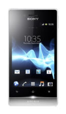 """Sony Xperia ST23i White Android 3.5"""" 3G WiFi 5MP 4GB Weiss Ohne Simlock (B-Ware)"""