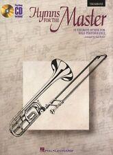 Himnos para el maestro trombón aprende a tocar música Book & CD Amazing Grace