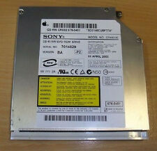 Graveur Sony CRX820E Apple Ibook G3 et +++