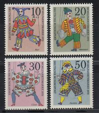 Briefmarken Germany 1970 Christmas Marionettes Puppet Greetings Animation 1v Mnh Europa