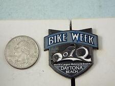 DAYTONA BEACH BIKE WEEK WORLD'S LARGEST MOTORCYCLE EVENT PIN