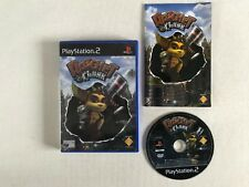 PS2 Ratchet and Clank Game, Playstation 2, PAL, With Manual, Tested & Working