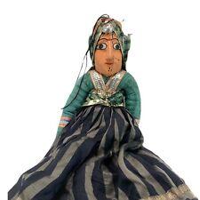 Vintage Indian Rajasthani Puppet Doll