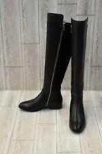 MICHAEL Michael Kors Bromley Flat Boots - Women's Size 6M - Black