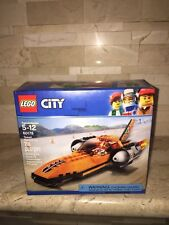 Lego City Sets 60177 Airshow Jet And 60178 Speed Record Car