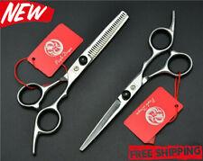 2 pcs Professional Japan Hair Cutting Thinning Scissors Shears sharp 6 Inch 2020