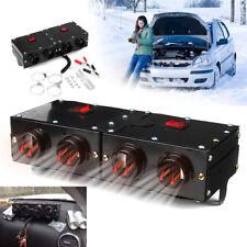 150W/300W Schalter 4-fach Autoheizung Heizgerät Heizlüfter Entfrostung Universal