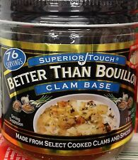 16oz Better Than Bouillon Superior Touch Clam Base