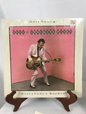 Neil Young - And The Shocking Pinks(SHRINK)- LP Vinyl Record(H11)