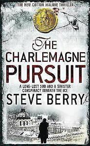 The Charlemagne Pursuit: Book 4 by Steve Berry (Paperback, 2009)
