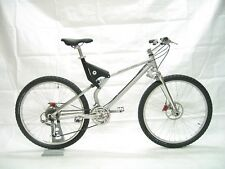 """Mercedes Benz Mountainbike """"Full Suspension"""" von AMP Fahrrad Bike, klappbar, 26"""""""