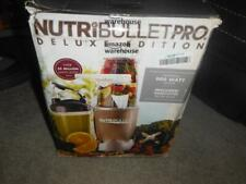 NutriBullet Pro Deluxe Edition High-Speed Blender/Mixer System